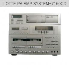 롯데 PA AMP SYSTEM -7150CD